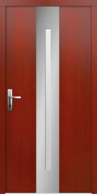 Cal drzwi drewniane