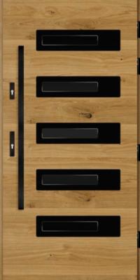 Doorsy drzwi drewniane