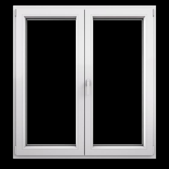 białe okno oknoplast