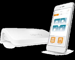 aplikacja Somfy