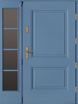 zewnętrzne niebieskie